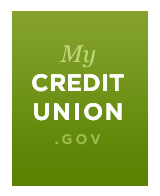 My Credit Union.gov button
