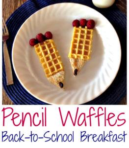 Pencil Waffles