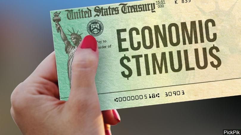 Economic Stimulus Banner